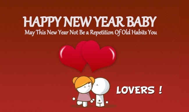 Happy New Year Love Messages