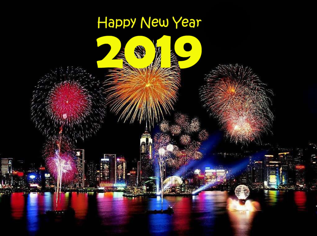 Happy New Year WhatsApp Pictures 2019