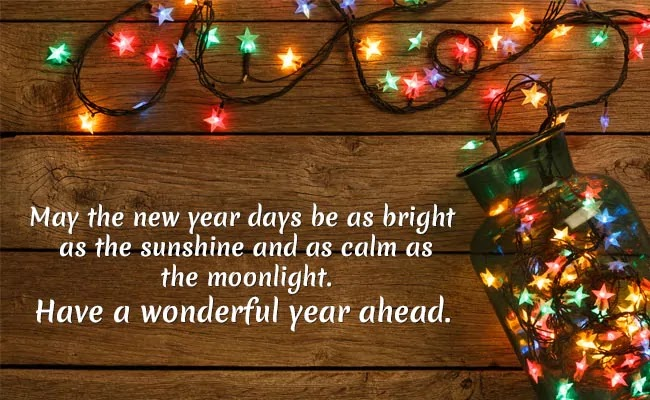 Happy New Year WhatsApp Sms 2019 - Download Free Printable Calendar