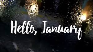 Hello January Images For Facebook and Whatsapp