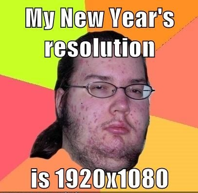 New Year 2019 Resolution Memes