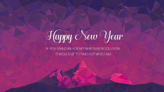Wish Happy New Year Quotes