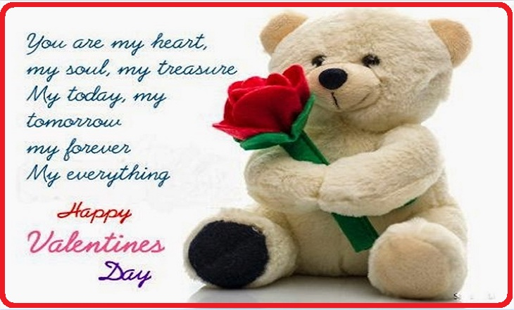 Happy Valentines Day Messages for Girlfriend