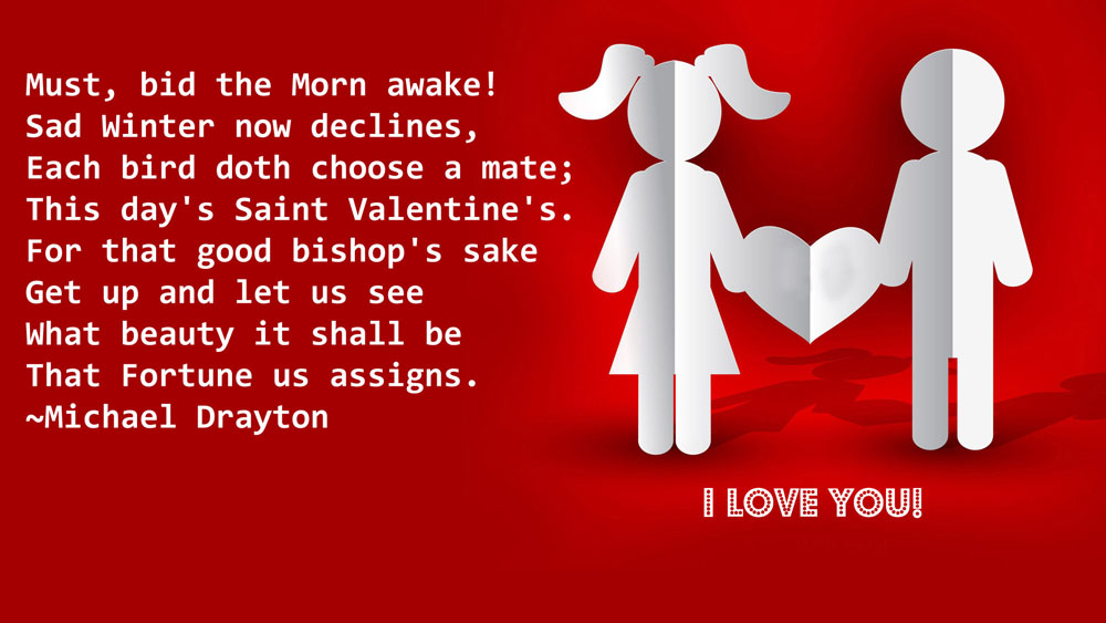 Happy Valentines Day Quotes For Kids