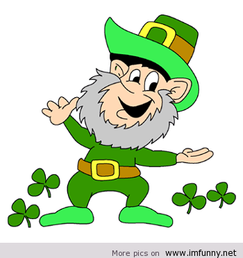 Cartoon St Patrick Day Pictures