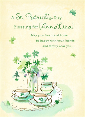 St Patricks Day Cards To Make