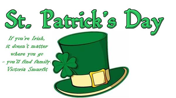 St Patricks Day Messages Free Download