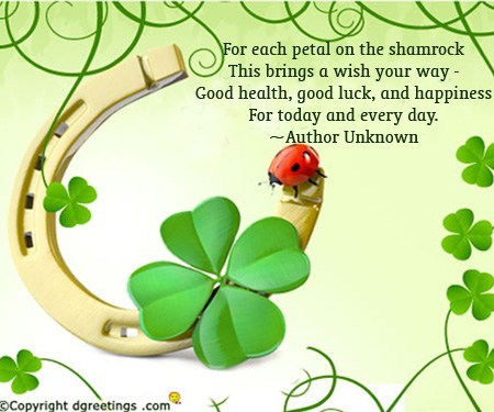 St Patrick's Day Quotes For Friends
