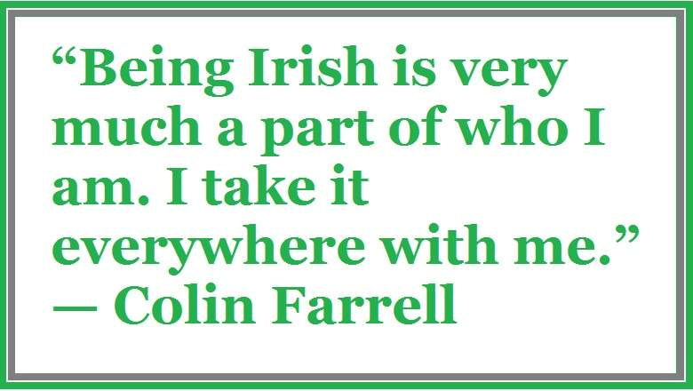 St Patrick's Day Quotes Short