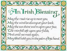 St Patricks Day Sayings and Blessings