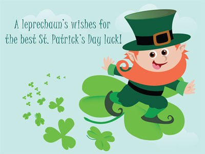 St Patricks Day Wishes Greetings