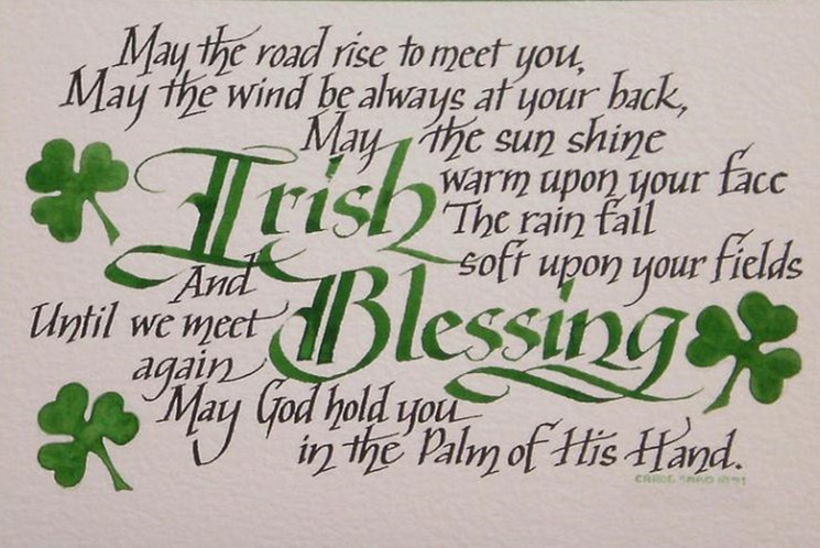 St Patricks Day Wishes Images