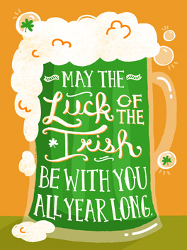 Vintage St Patricks Day Cards