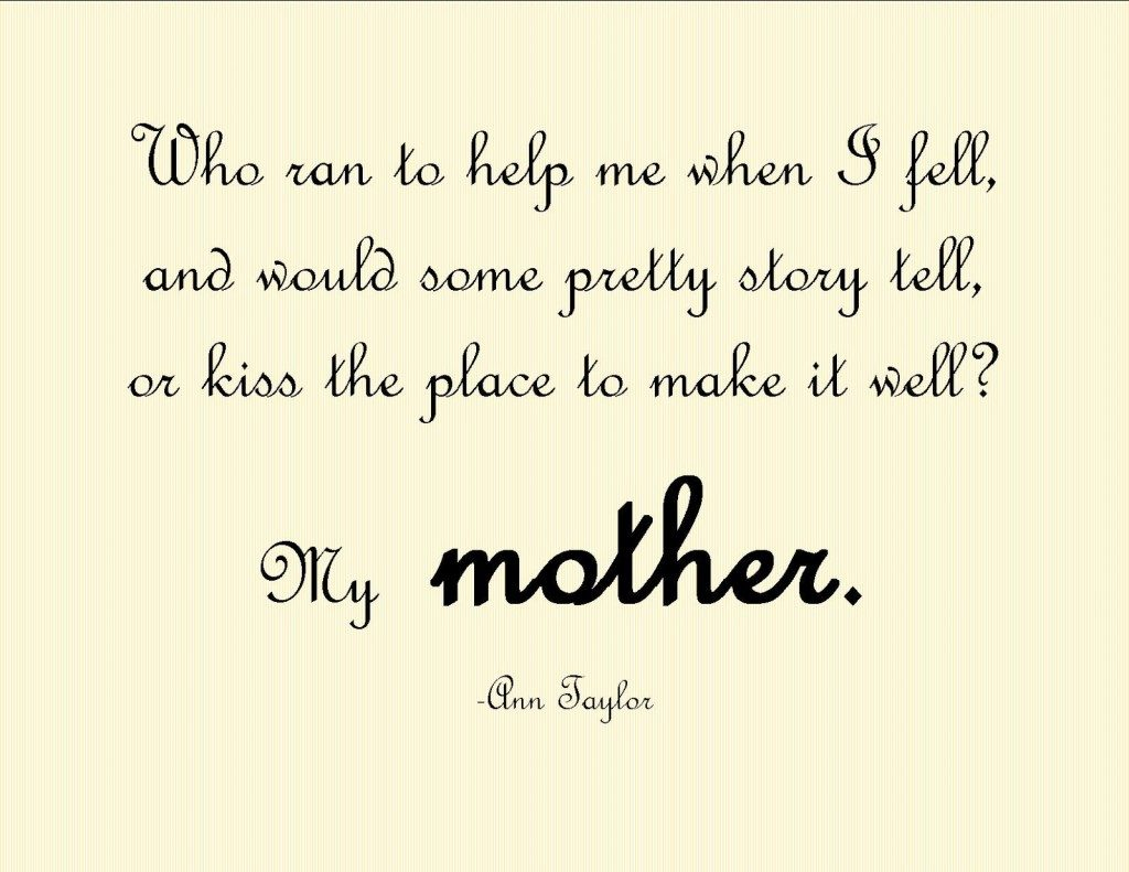 Cute Mothers Day Inspirational Quotes