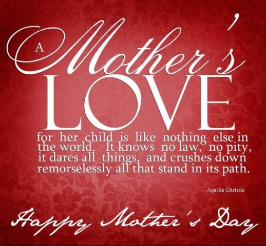 Famous Mothers Day Quotes Messages