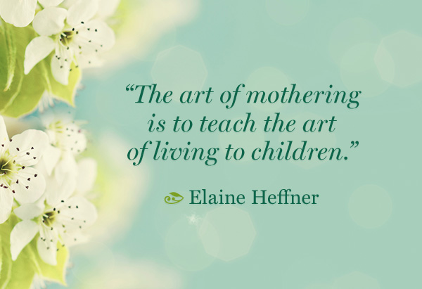 Famous Mothers Day Quotes Spiritual