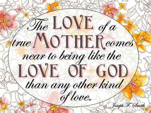 Famous Quotes Mothers Day Inspirational