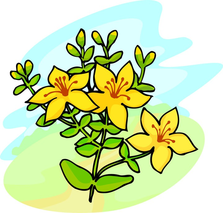 Free May Flowers Cliparts