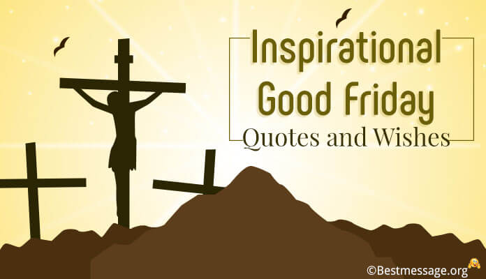 Good Friday Wishes 2019
