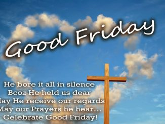 Good Friday Wishes to Friends