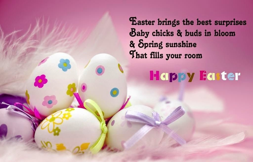 Happy Easter Business Wishes