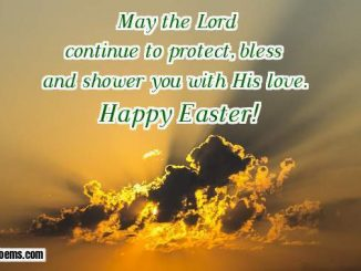 Happy Easter Greetings Wishes