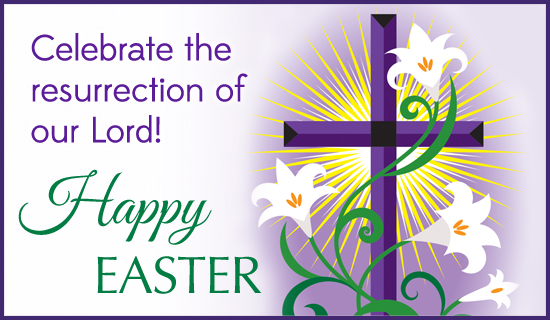 Happy Easter Passover Greetings