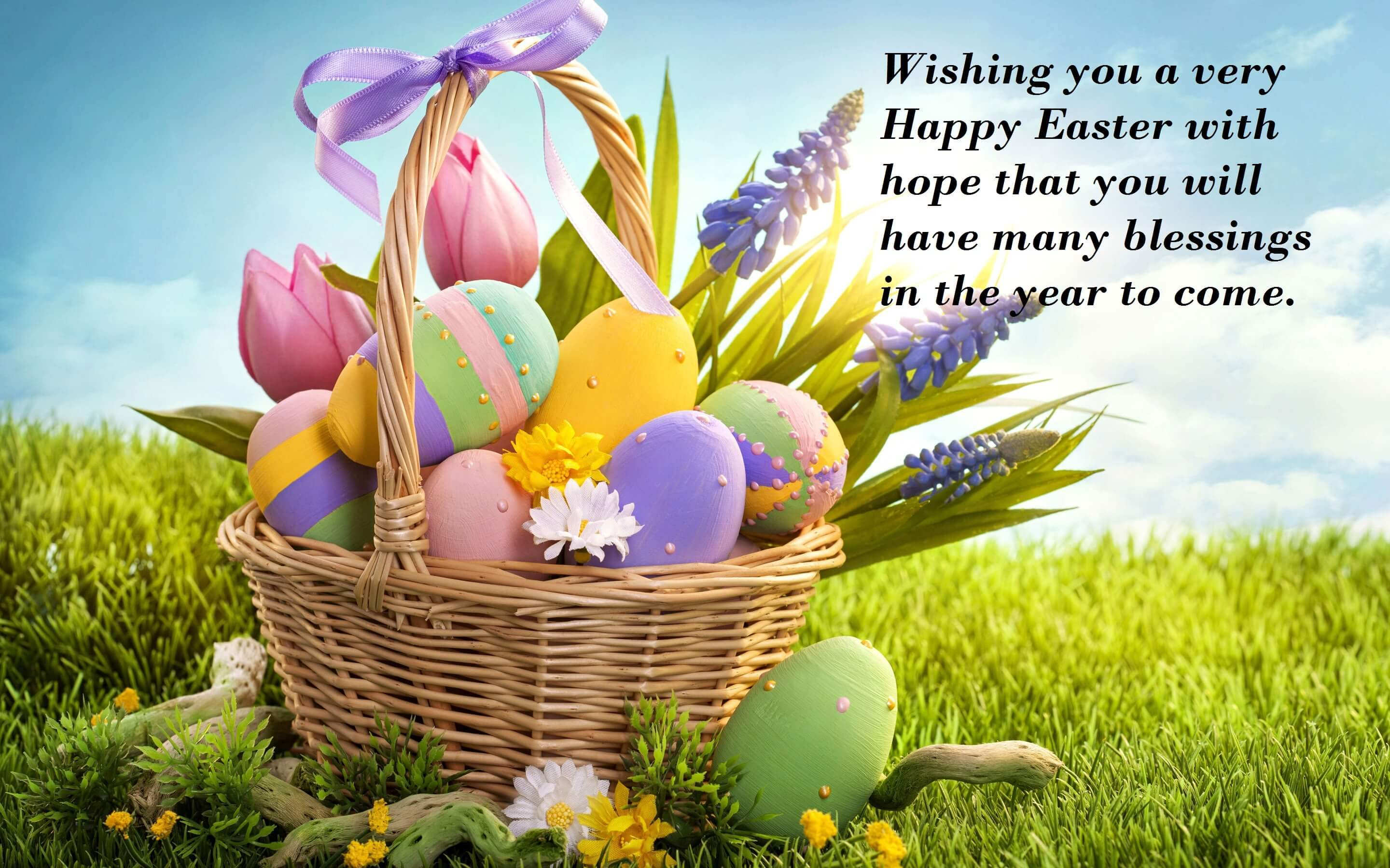Happy Easter Wishes 2019