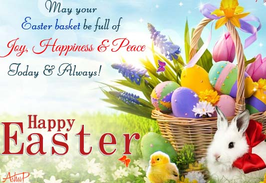 Happy Easter Wishes Quotes