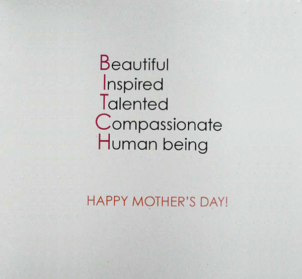 Happy Funny Mothers Day Quotes