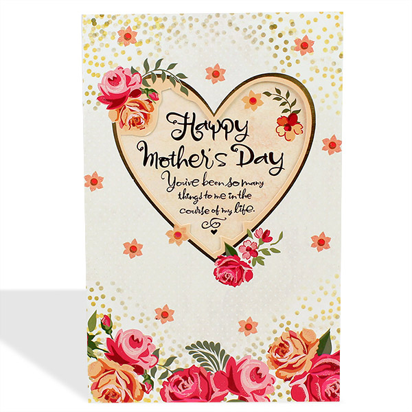 Mothers Day Cute Invitation Cards