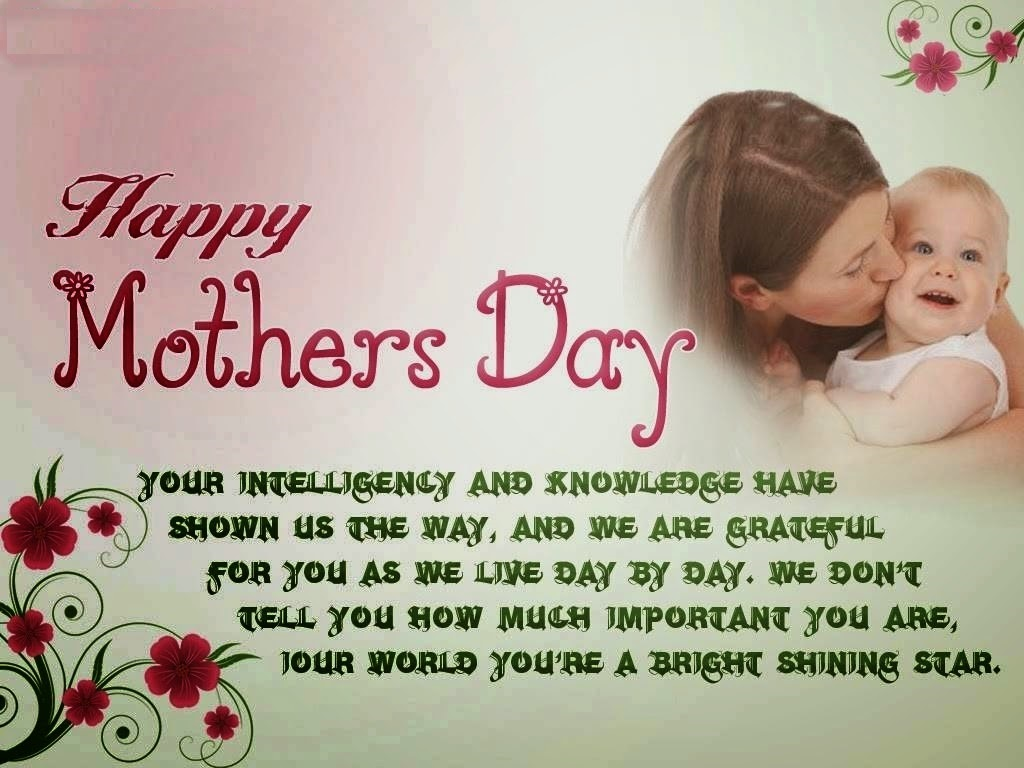 Mothers Day Inspirational Quotes In English