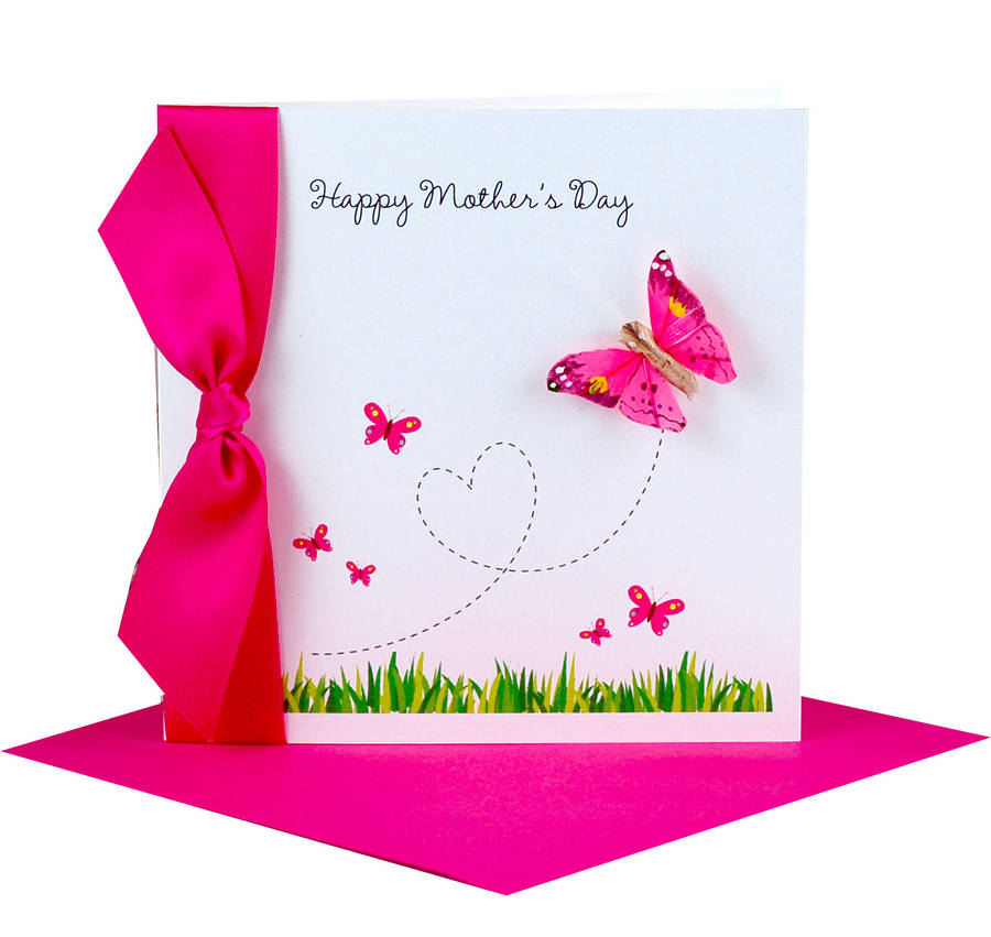 Mothers Day with Butterfly Cards