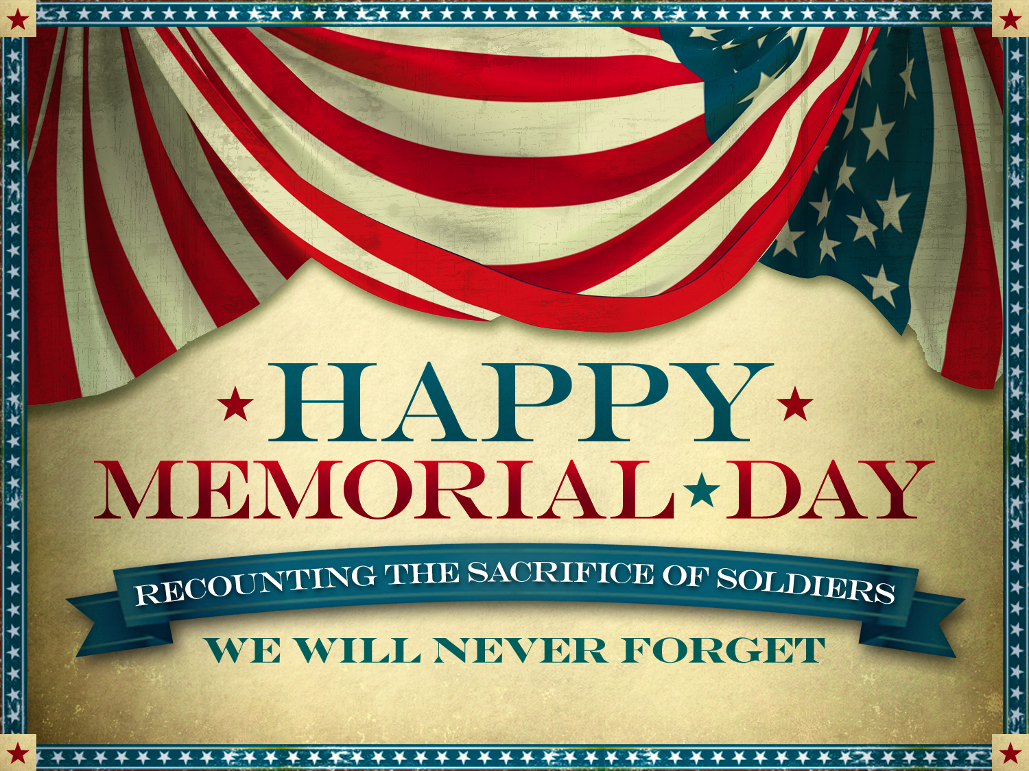 Advance Happy Memorial Day Messages SMS In English 2019