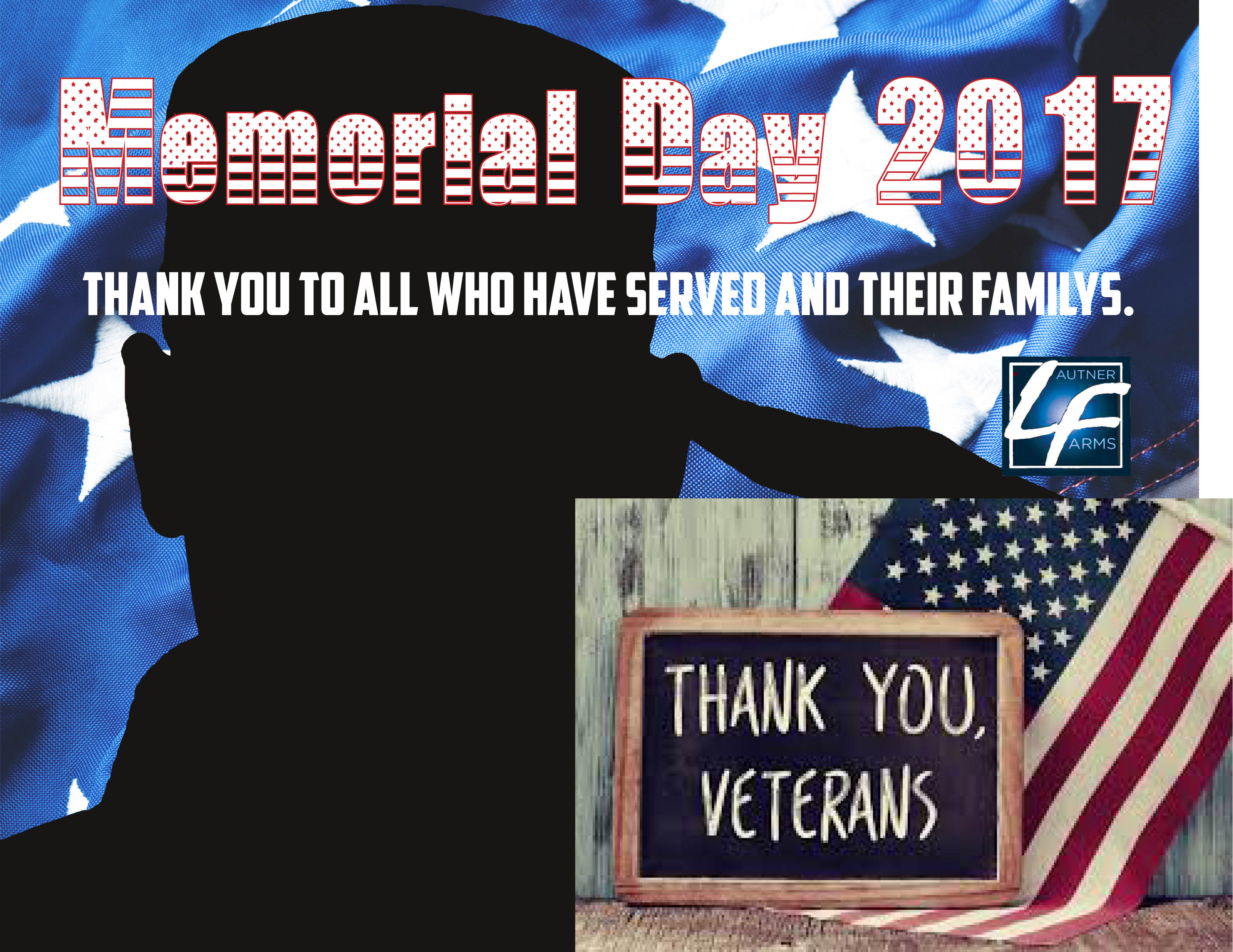Best Memorial Day Thank You