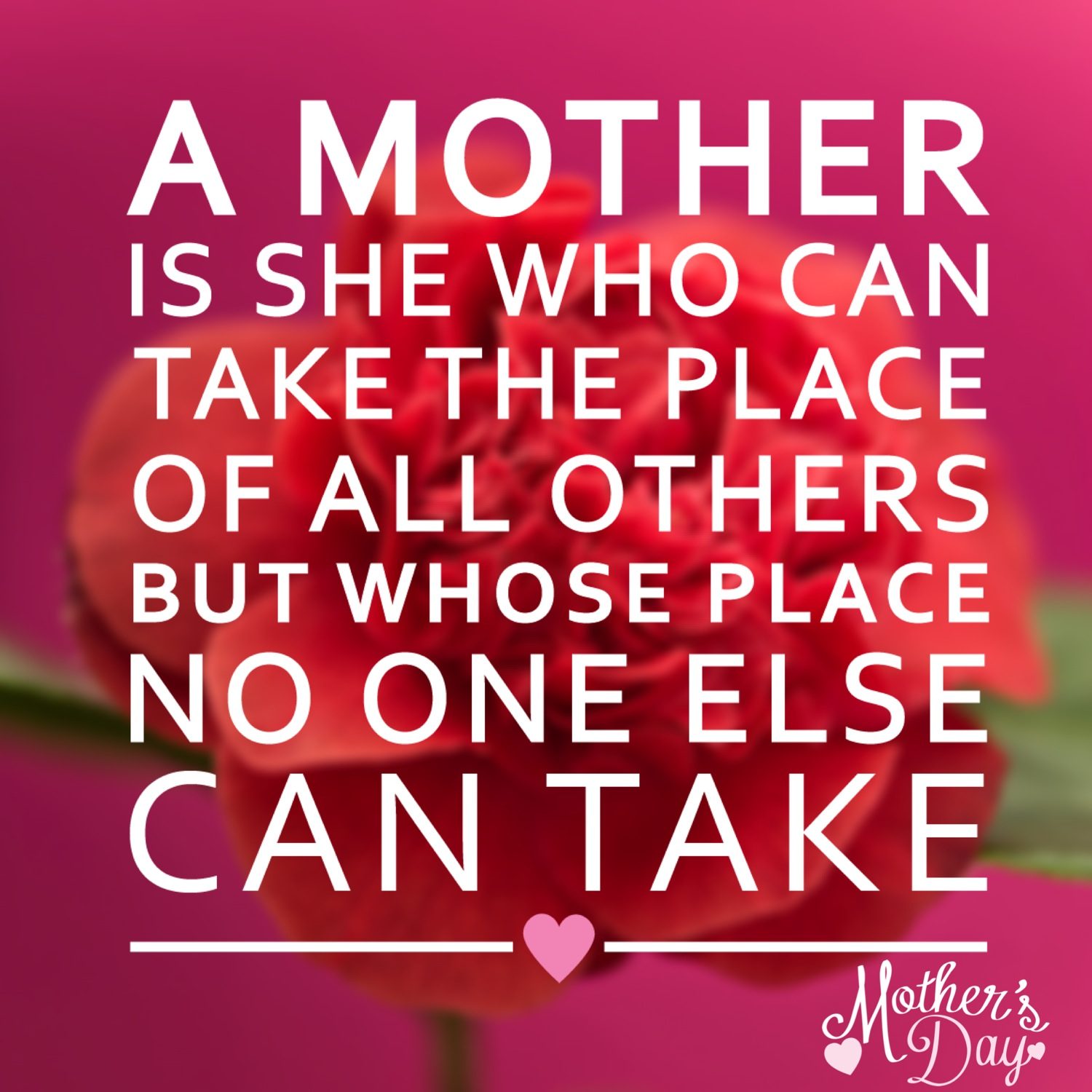 Best Mothers Day Quotes Inspirational