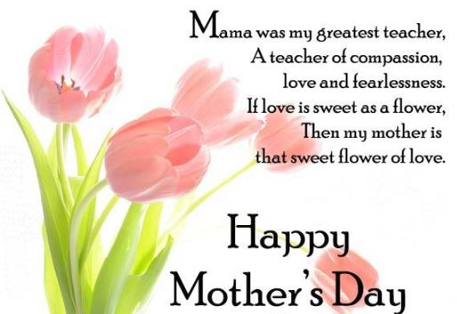 Happy Mothers Day Latest Status