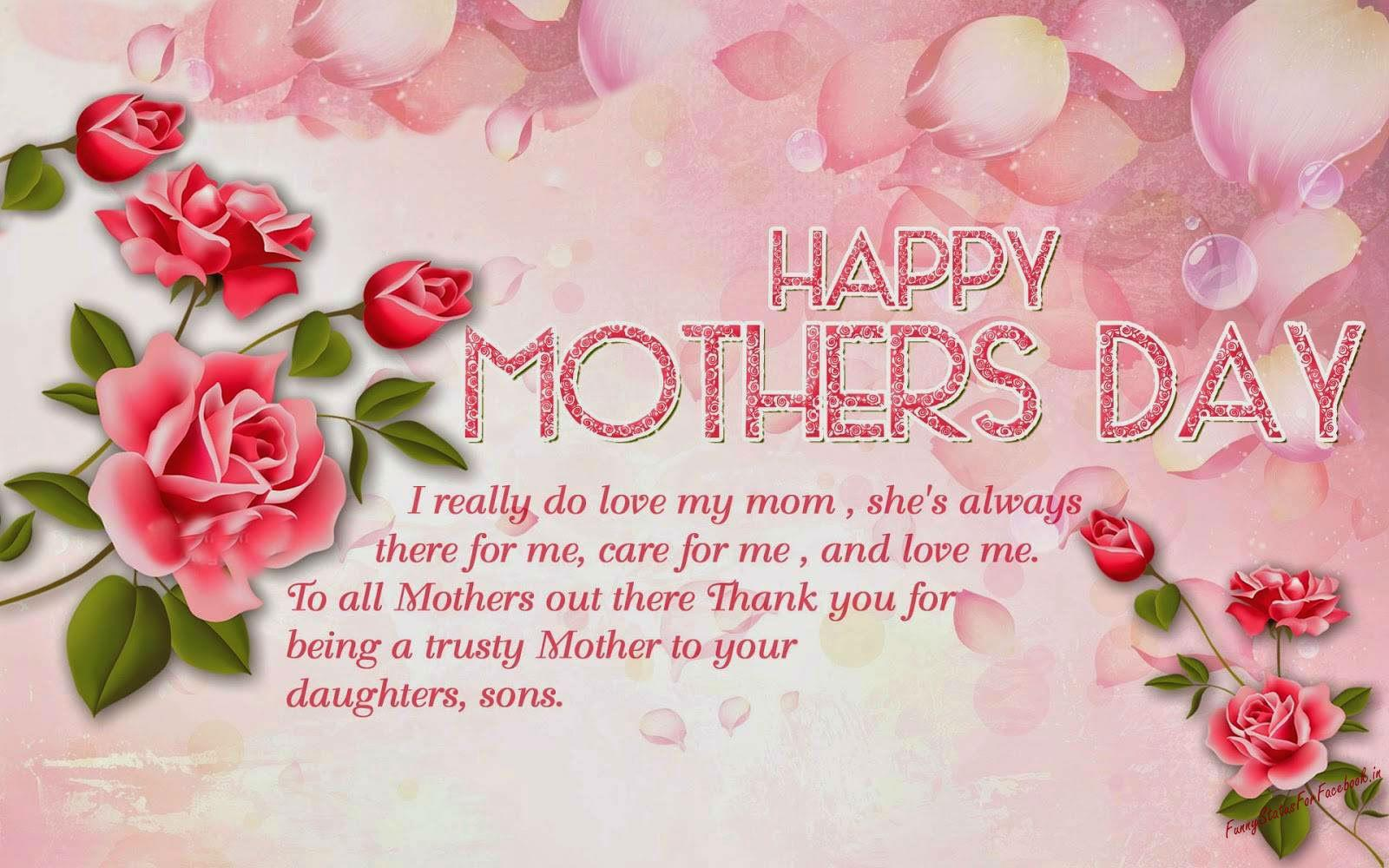 Happy Mothers Day Pic Quotes