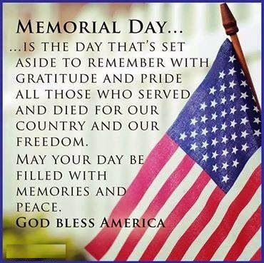 Honoring Happy Memorial Day Images