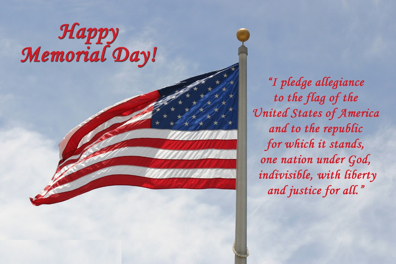 Inspirational Memorial Day Quotes Saying