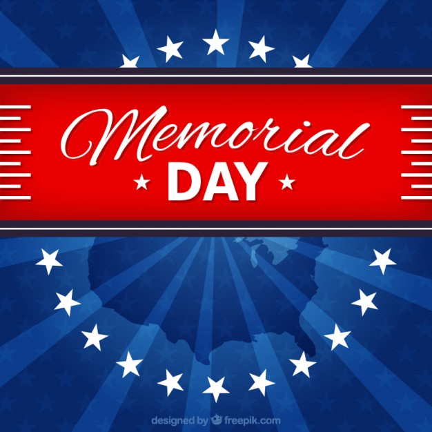 Memorial Day Background HD