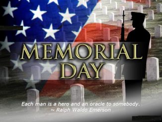 Memorial Day Background Wallpaper HD