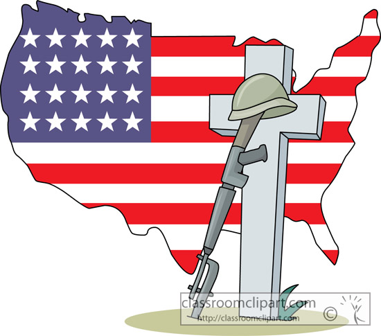 Memorial Day Clipart 2019