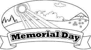 Memorial Day Coloring Pages Activities