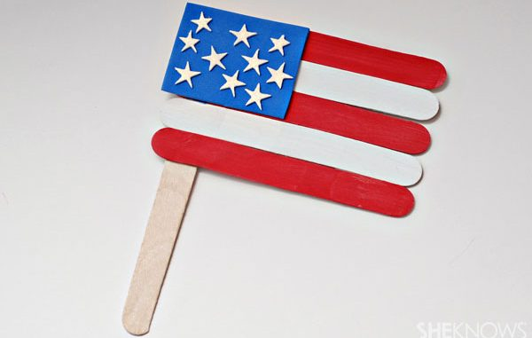 Easy Memorial Day Crafts Preschool