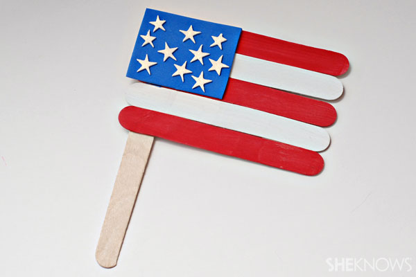 Memorial Day Crafts Ideas For Adults, Kids, Toddlers