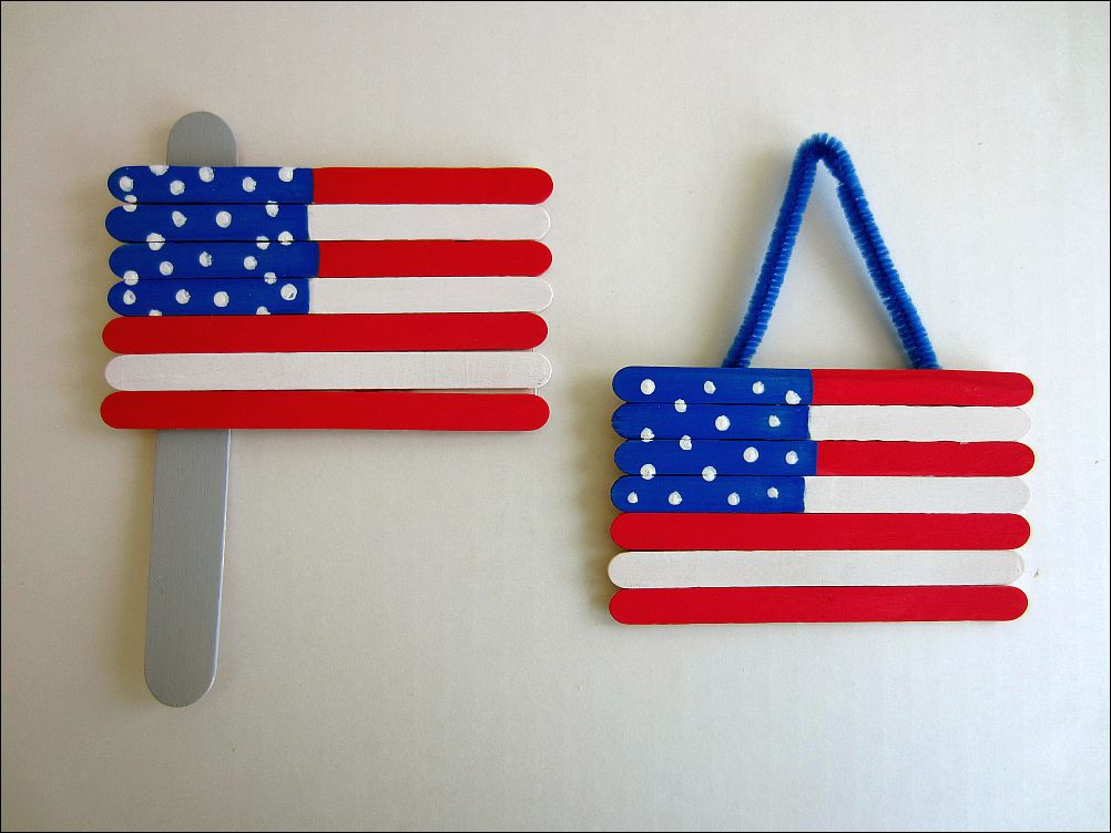 Memorial Day Crafts Projects For Preschoolers