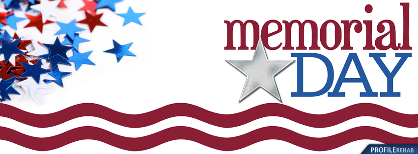 Memorial Day Facebook Cover Images