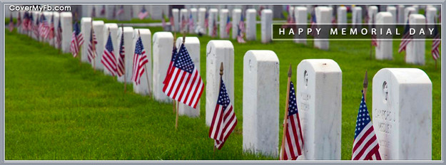 Memorial Day Facebook Cover Pages