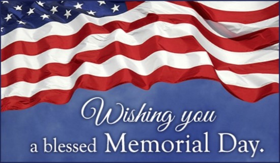 Memorial Day Greeting Picture
